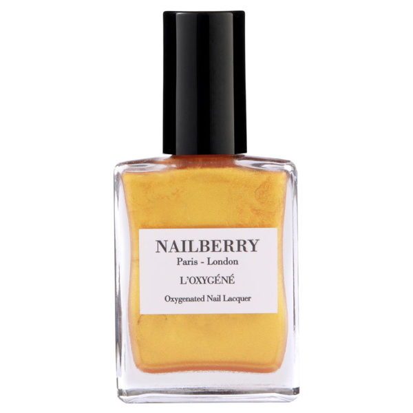 0016 nailberry golden hour