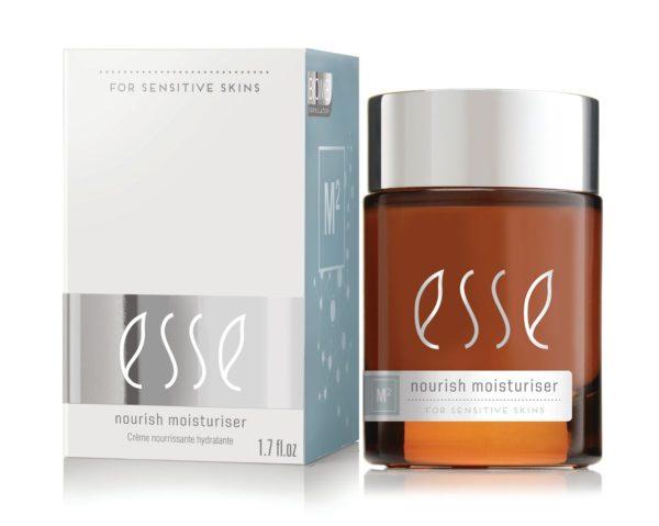 50ml sensitive nourish jar bottle