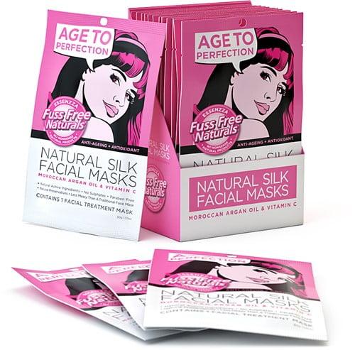 fuss free anti aging antioxidant masker