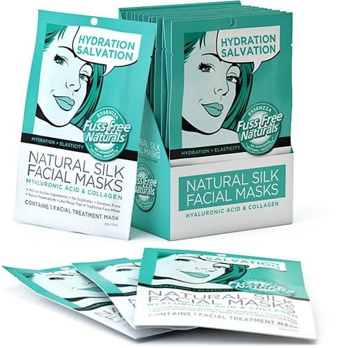 fuss free hydratation elasticity masker