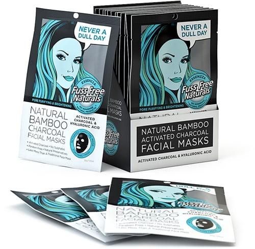 fuss free pore purifying brightening masker