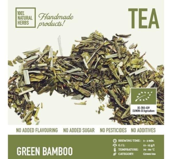 green bamboo biologische thee 1