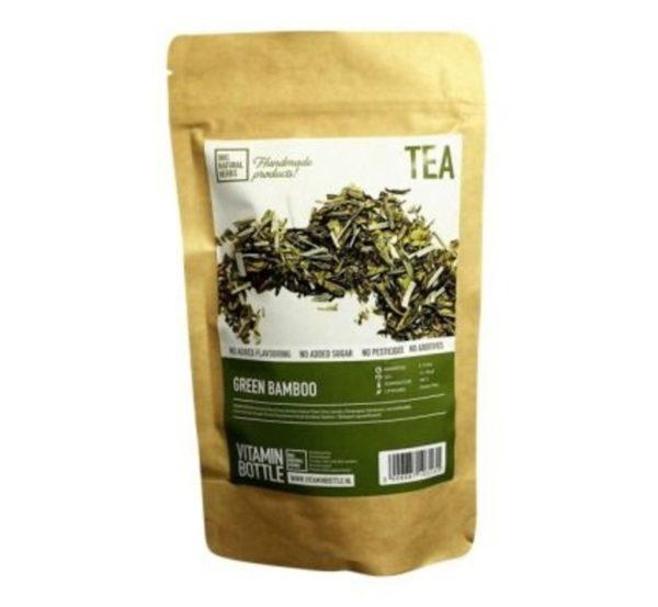 green bamboo biologische thee