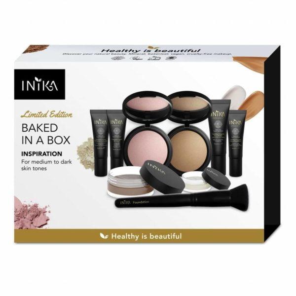 inika makeup inika organic baked in a box inspiration