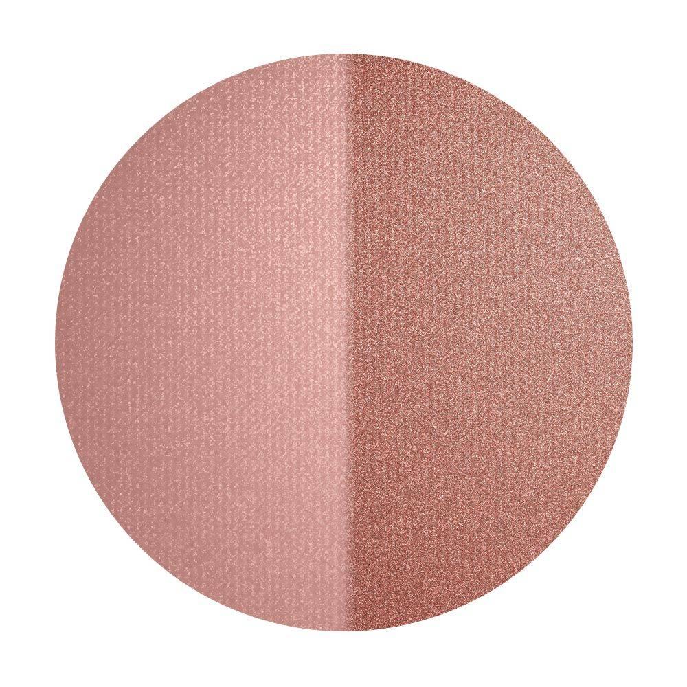 inika makeup inika organic baked mineral blush duo burnt peach