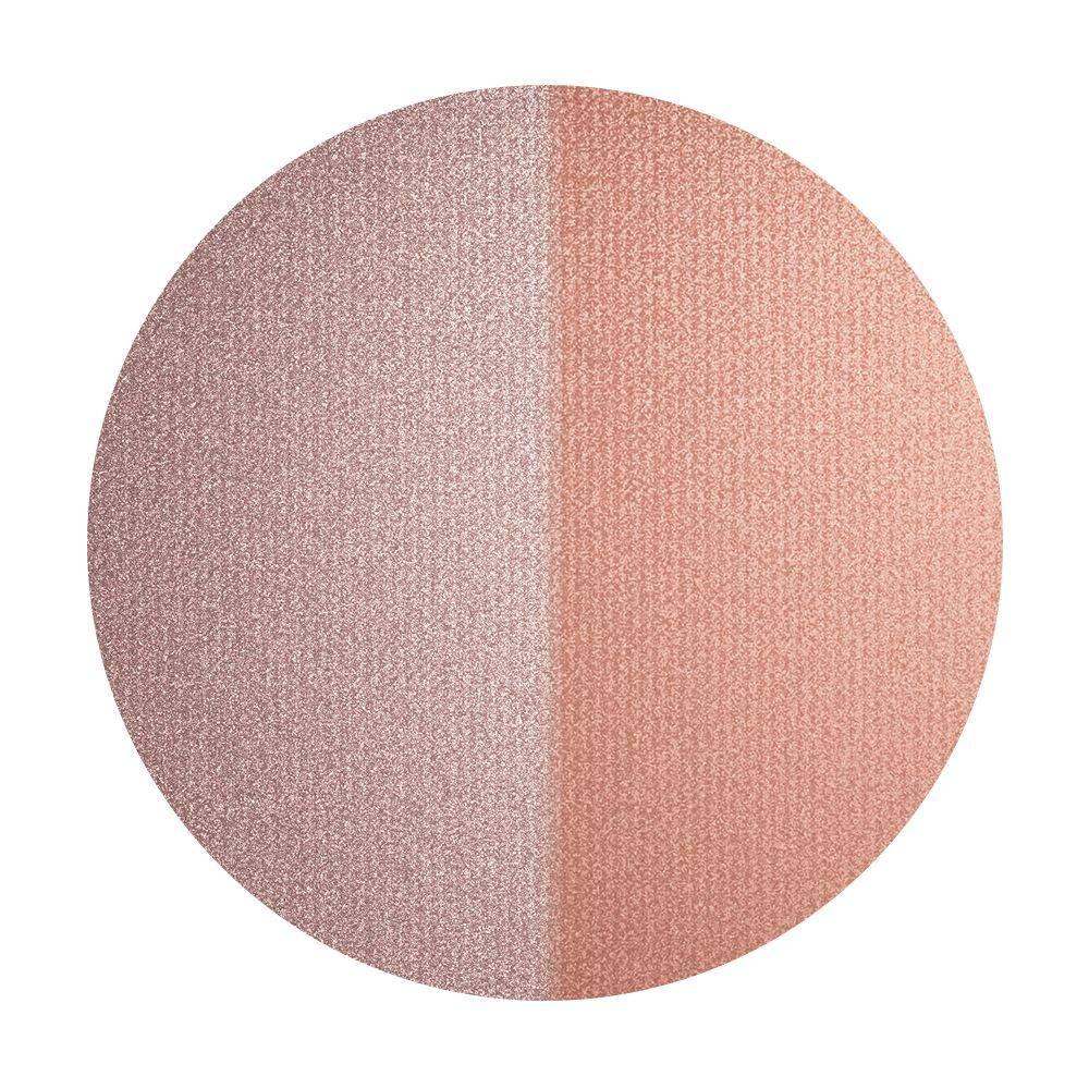inika makeup inika organic baked mineral blush duo pink tickle