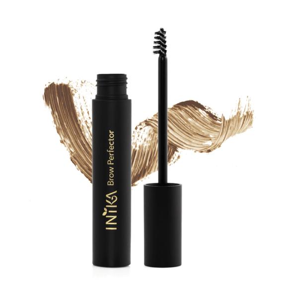 inika makeup inika organic brow perfector birch