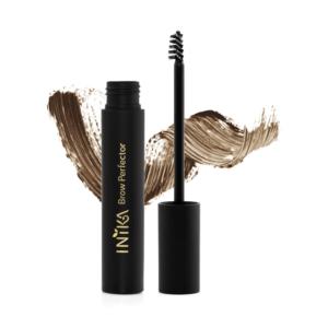 inika makeup inika organic brow perfector walnut