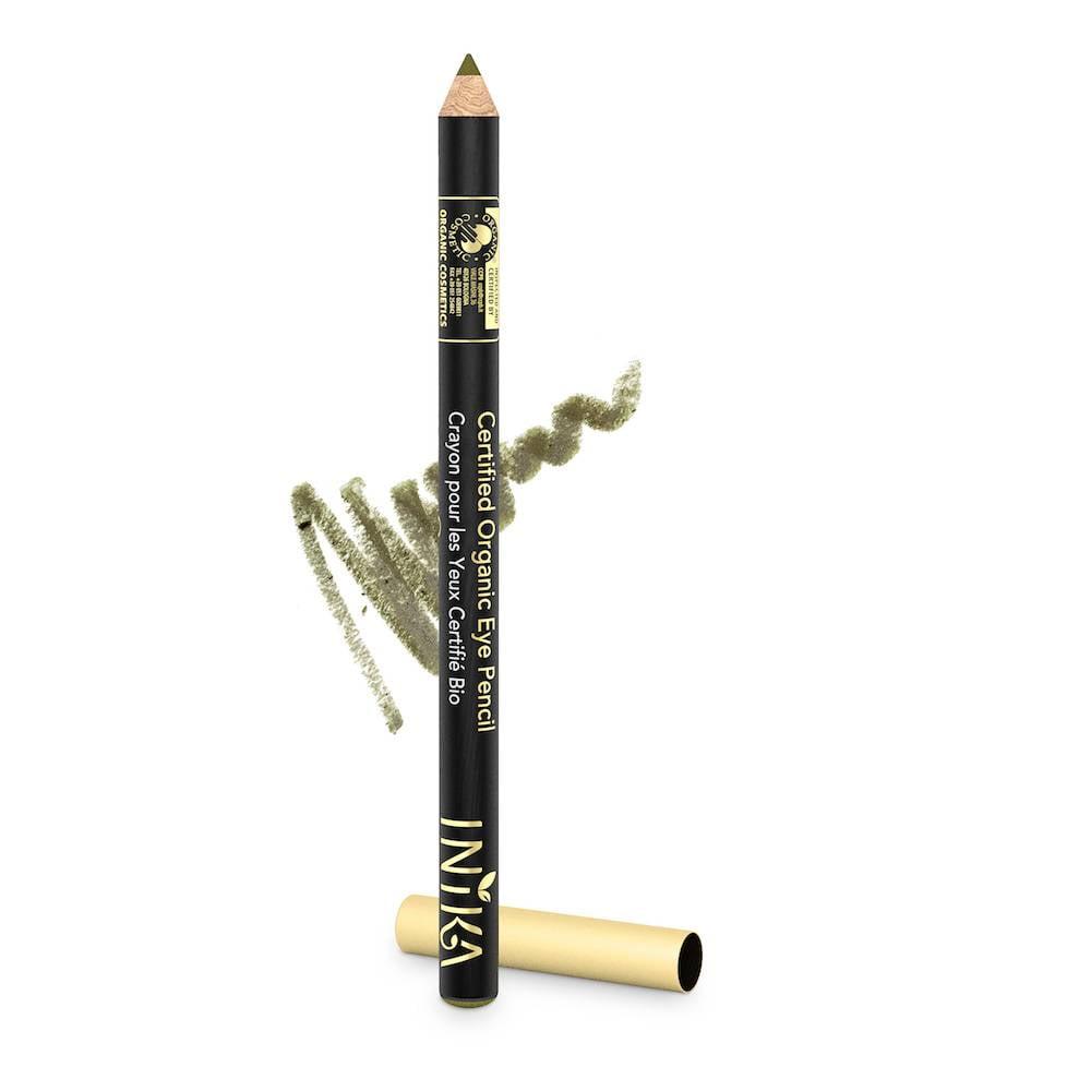 inika makeup inika organic eye pencil gold khaki