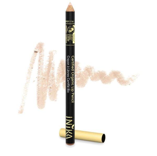 inika makeup inika organic lip pencil buff