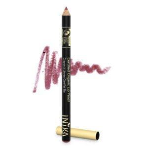 inika makeup inika organic lip pencil dusty rose