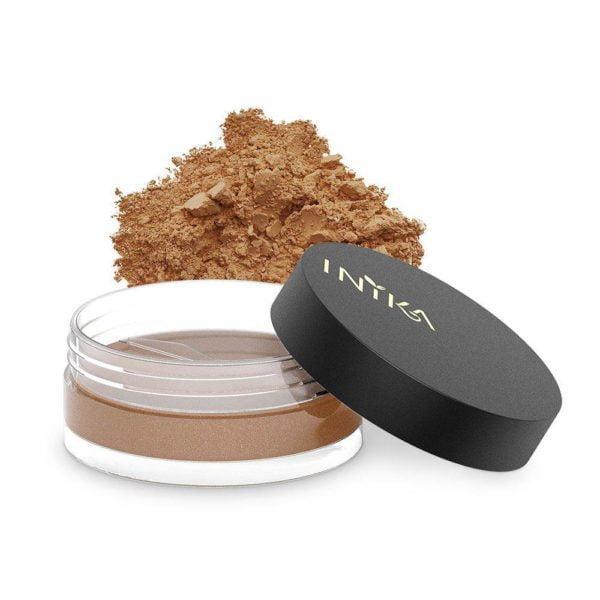 inika makeup inika organic loose bronzer sunkissed