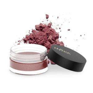 inika makeup inika organic loose mineral eye shado plum
