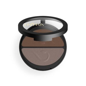inika makeup inika organic pressed mineral eye sha choc coffee