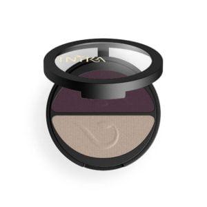 inika makeup inika organic pressed mineral eye sha plum pearl