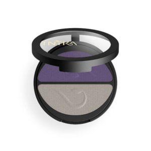 inika makeup inika organic pressed mineral eye sha purple platinum