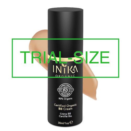 inika makeup inika organic trial size bb cream