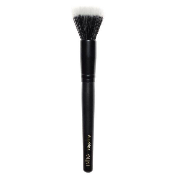 inika makeup inika organic vegan stippling brush