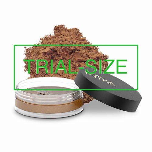inika makeup trial size inika organic loose foundation