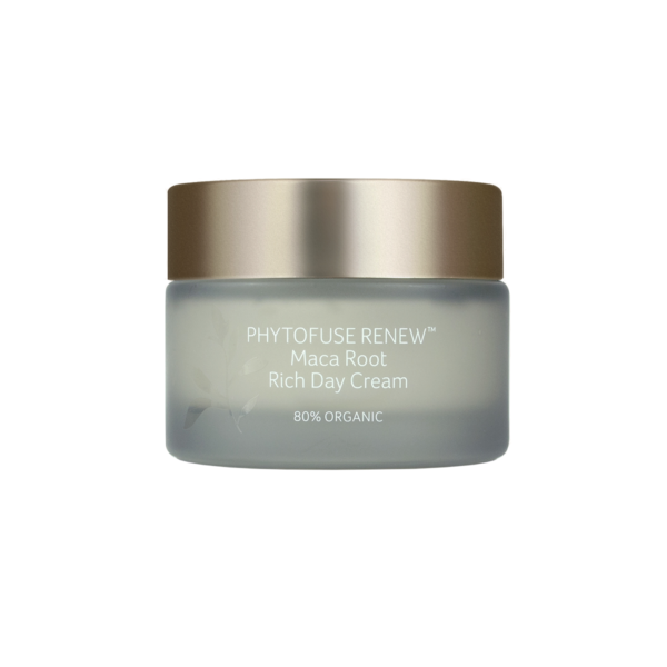inika skincare phytofuse renew maca root rich day cream cosmic beauty