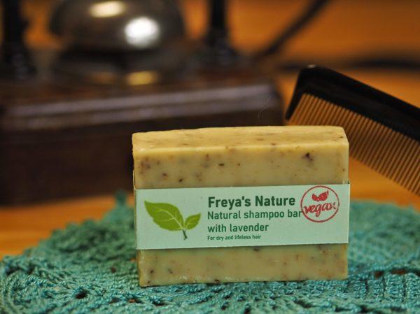 natural shampoo bar lavender freya s nature cosmic beauty zoetermeer scaled