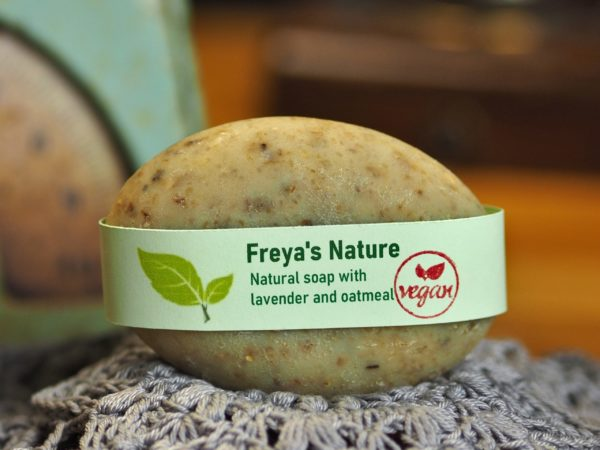 natural soap freya s nature lavender and oatmeal cosmic beauty zoetermeer