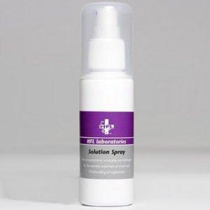 solution spray