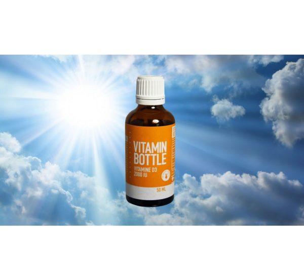 vitamine d3 2000iu druppels