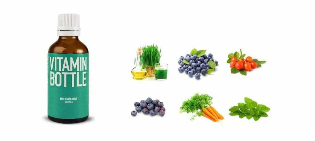 Vitamine bottle