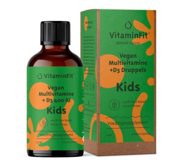 multivitamine kids d3 druppels 50 ml