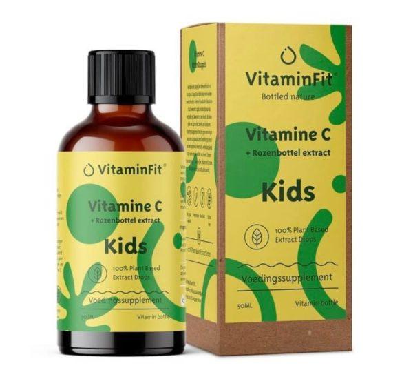 vitamine c kids druppels 50 ml